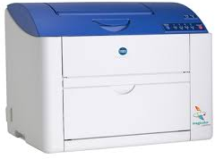 The same printing unit has been installed by Konica Minolta in two different printers, the Magicolor 2430DL and 2400W.