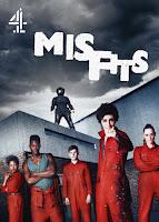 Những Kẻ Dị Thường Phần 4 - Misfits Season 4
