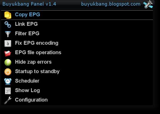 It all started with a BigBang   : Buyukbang Panel Plugin v1