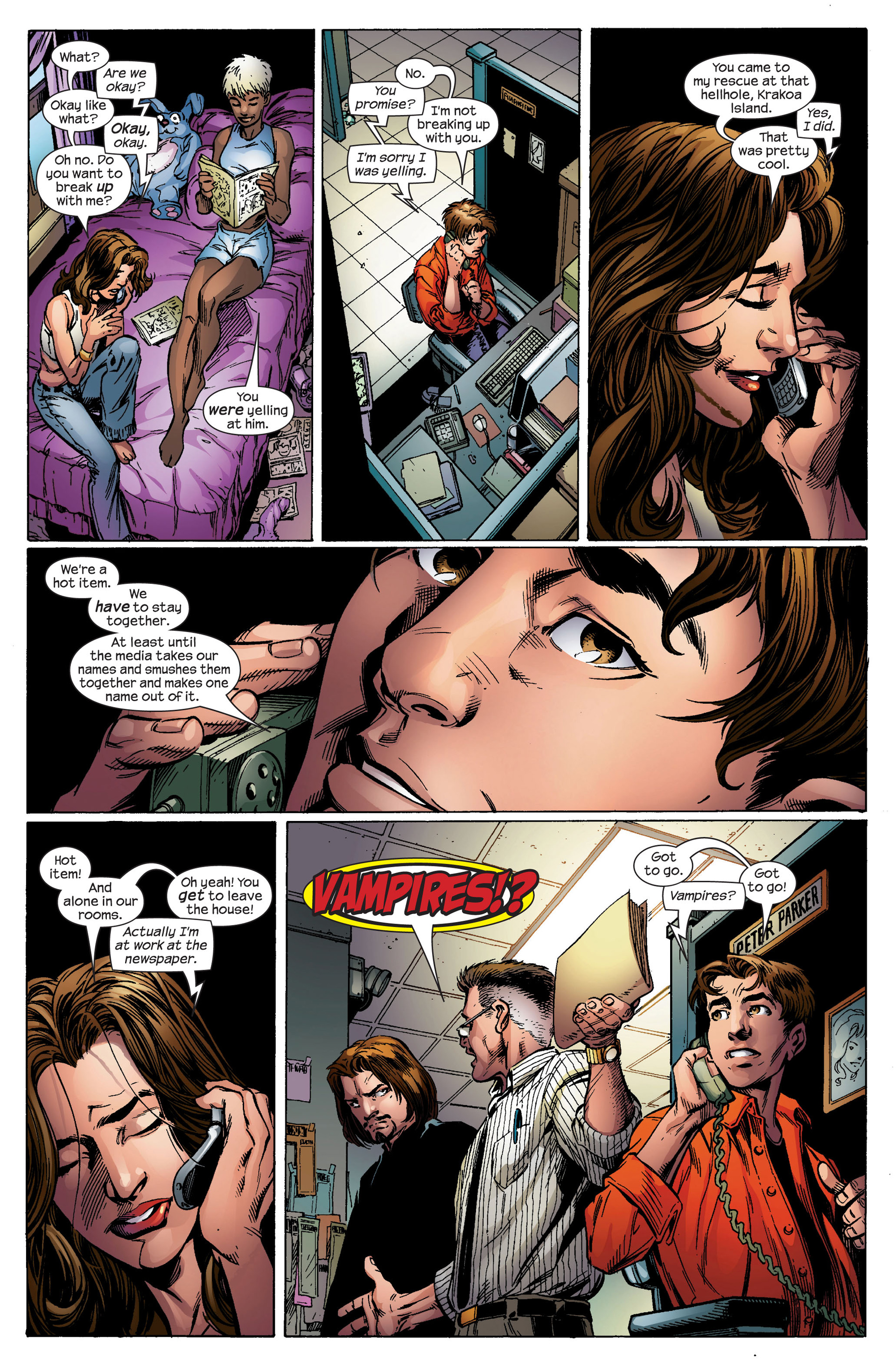 Read online Ultimate Spider-Man (2000) comic -  Issue #95 - 9