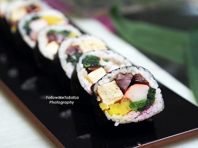 Gimbab - Korean Sushi