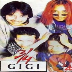 Download Kumpulan Lagu Gigi Band Mp3 Full Album 3/4 (1996)