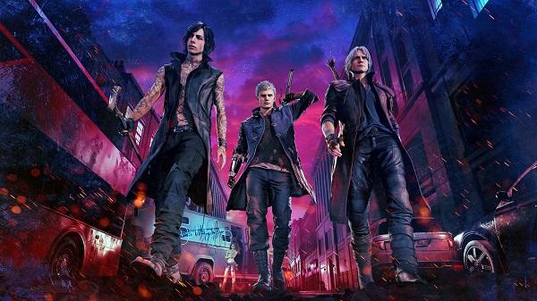 لعبة Devil May Cry 5 تنطلق بقوة من خلال مبيعات الألعاب البريطانية و تحقق المركز الأول..