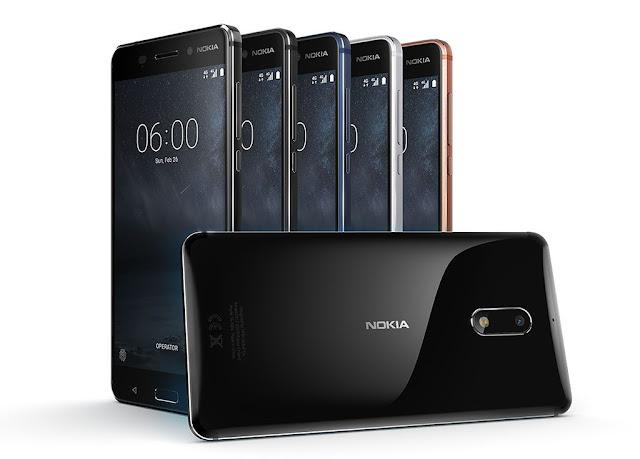 Características del Nokia 6