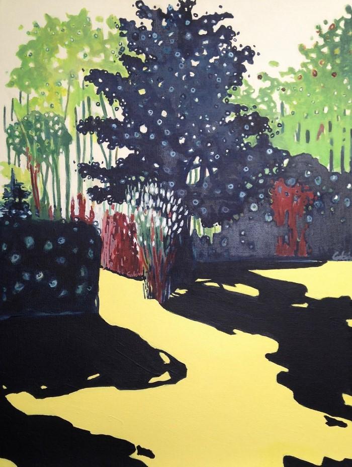 В поисках потерянного сада. Vincent Gabin