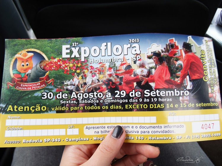 Expoflora | Holambra - SP
