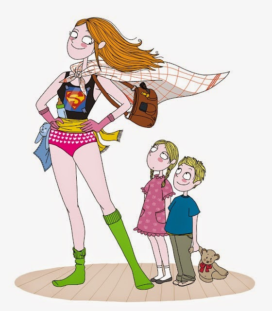 Por el poder de una madre ( Los hijos).
