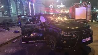 Пассажирка Lexus, причастного к ДТП в Харькове, впервые дала показания в суде