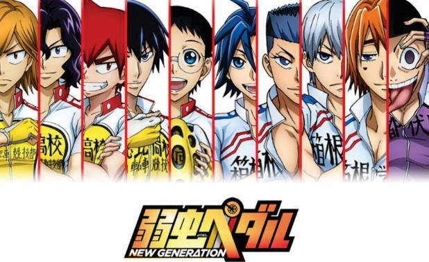Yowamushi pedal – New Generation