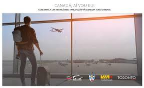 Concurso Cultural Canadá Aí Vou eu