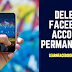 How to delete Facebook Account Permanently on Android Device