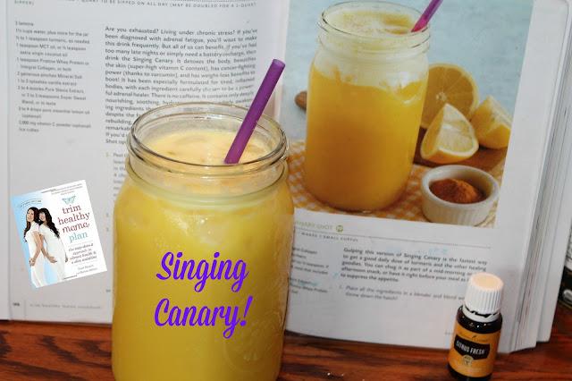 Trim Healthy Mama Singing Canary