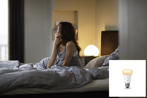Philips launches Hue white ambiance bulbs