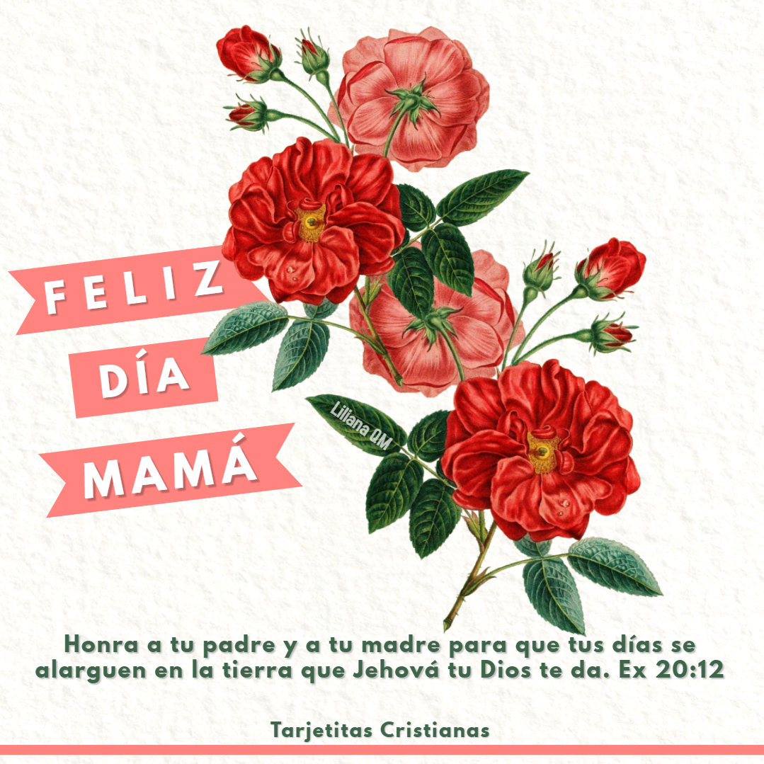 cristianas postales de cumpleanos para mama