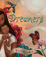 dreamers by yuyi morales cover