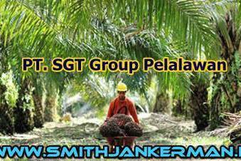 Lowongan PT. SGT Group Pelalawan Mei 2018