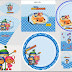 Umizoomi Free Printable Kit.