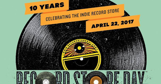 April 22 - Record Store Day at Marleen Records, Fulda!