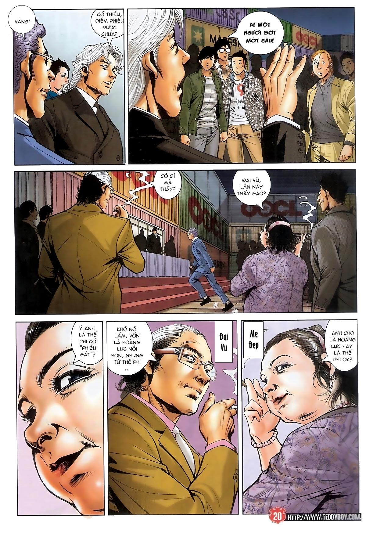 Người Trong Giang Hồ - Chapter 1561: Lòng người theo về - Pic 17