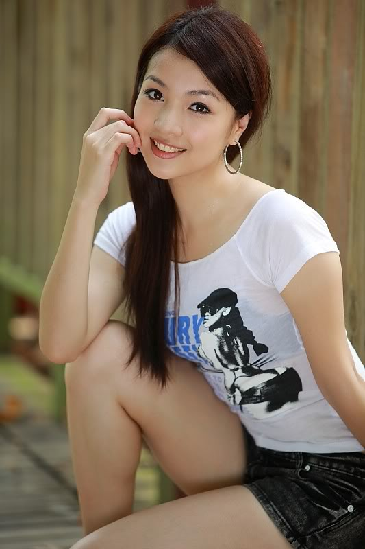 Asian Woman Beautiful 84