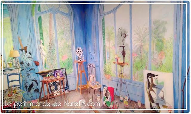 Atelier de Picasso Cannes de Damian Elwes