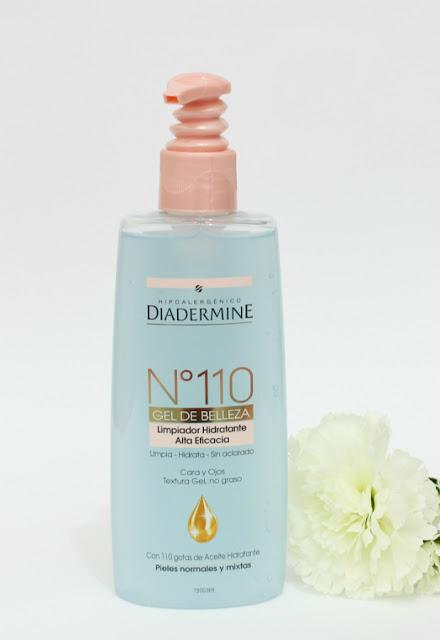 Diadermine Gel de belleza limpiador Hidratante