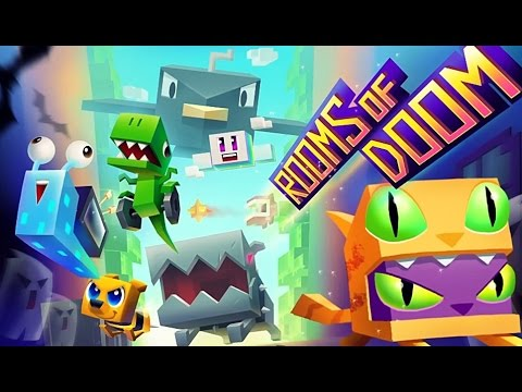 Rooms of Doom - Minion Madness Brings Action-Packed Gameplay To