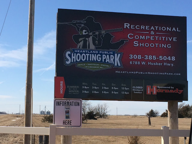 Caroline's Cues | Worth a shot at Heartland Shooting Park