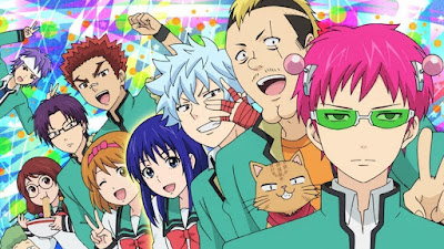 Download Ost Anime Saiki Kusuo no Ψ-nan Opening and Ending theme.