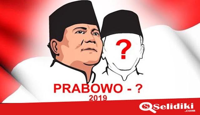 Kandidat Cawapres Prabowo Tinggal 2 Nama, Siapa Saja?