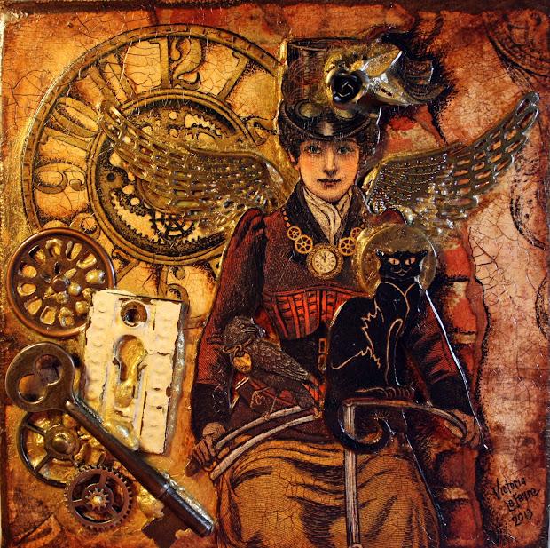 Victorian Steampunk Graphics