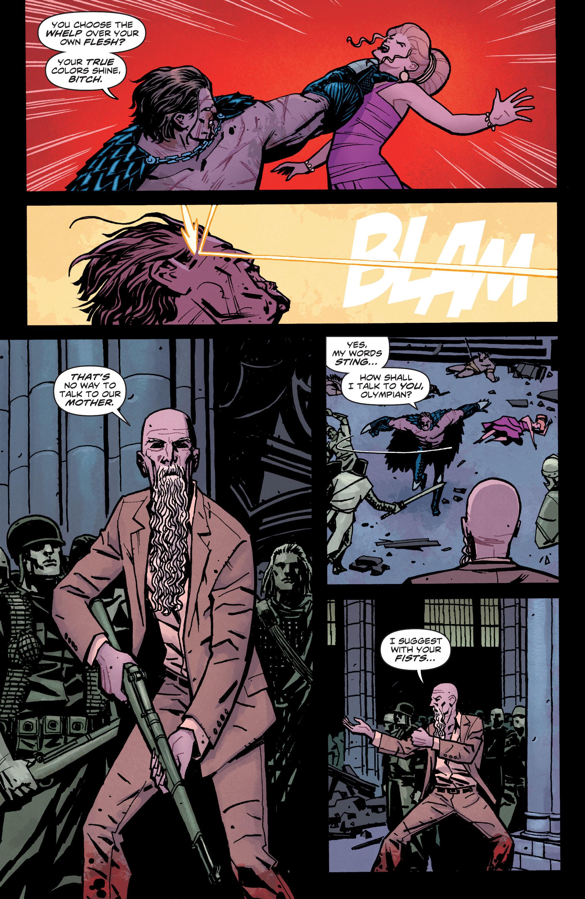 Read online Wonder Woman (2011) comic -  Issue #23 - 14