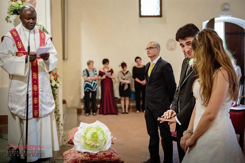 matrimonio Santa Maria extra muros Millesimo