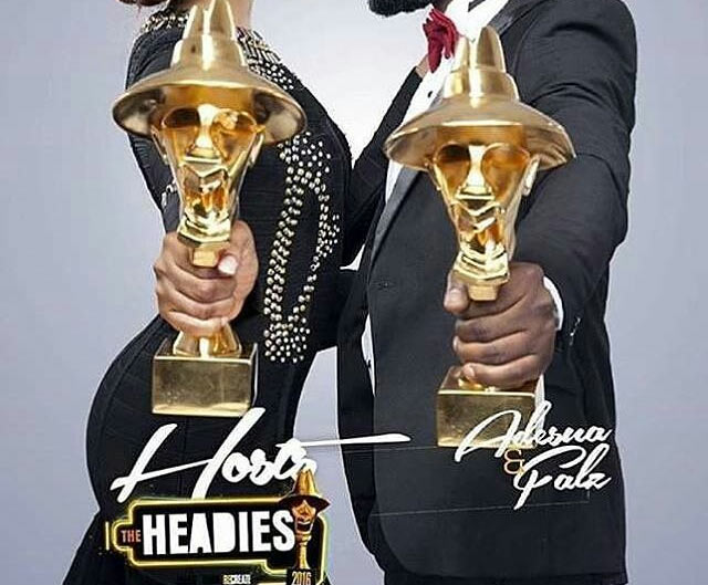 Full list of nominations at The Headies Awards 2016