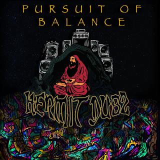 Hermit Dubz - Pursuit Of Balance / Dubophonic / UK / Cyprus