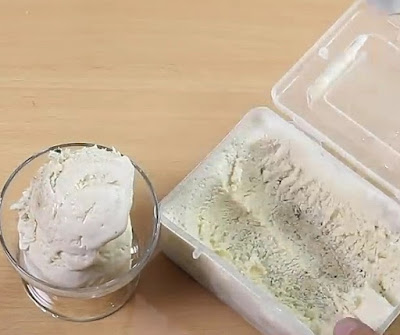 How to make paan ice cream at home