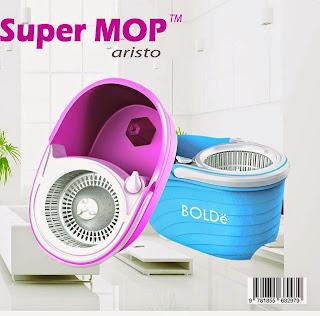Supermop Aristo Alat Pel Modern Bolde
