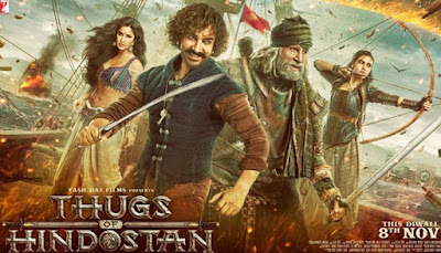 Thugs of Hindostan box office collection: 1st day, day 1, first day, 1 day,