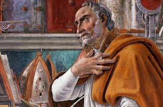 A Oração milagrosa de Santo Agostinho para momentos de aflição