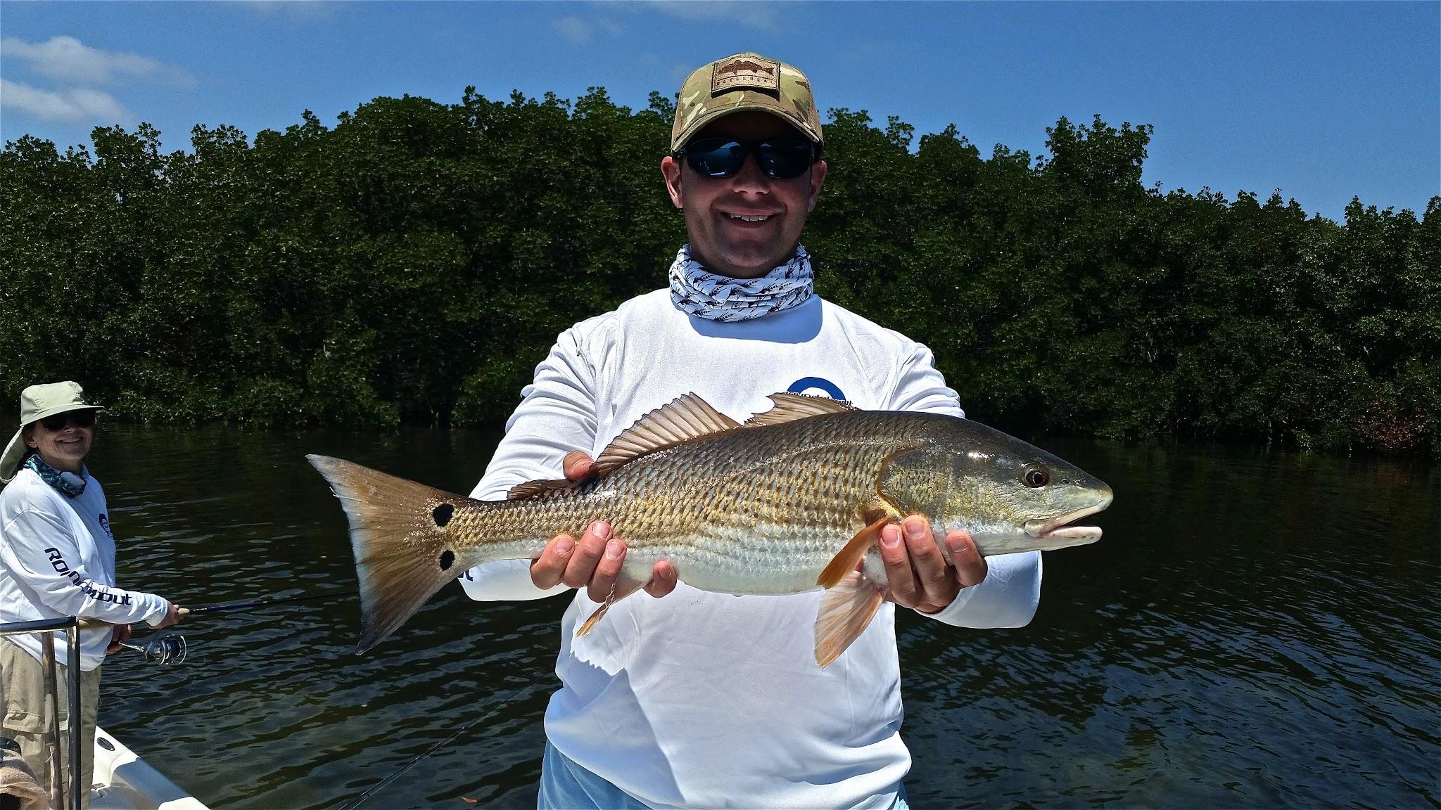 Slot Sized Redfish