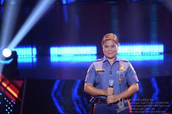 Jannet Cadayona sings 'Tukso' on 'The Voice of the Philippines' Season 2