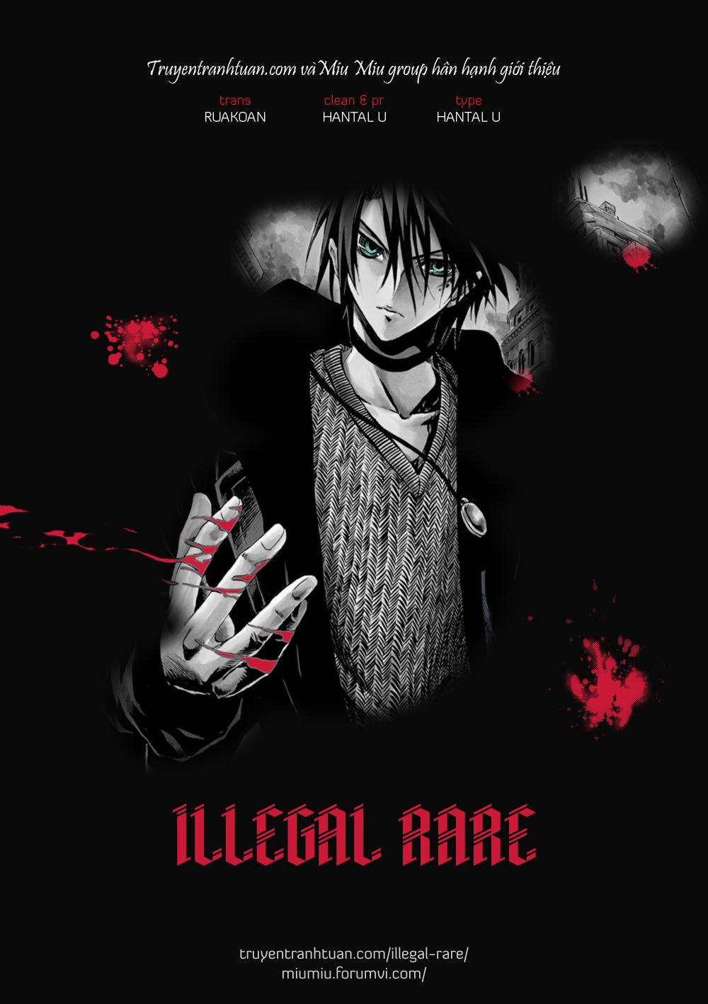 Illegal Rare chap 12 Trang 19 - Mangak.info