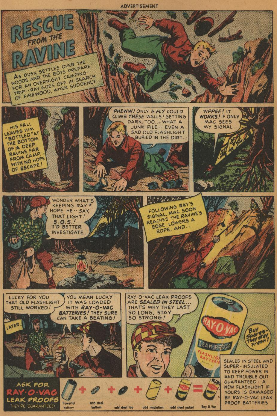Read online Detective Comics (1937) comic -  Issue #152 - 16