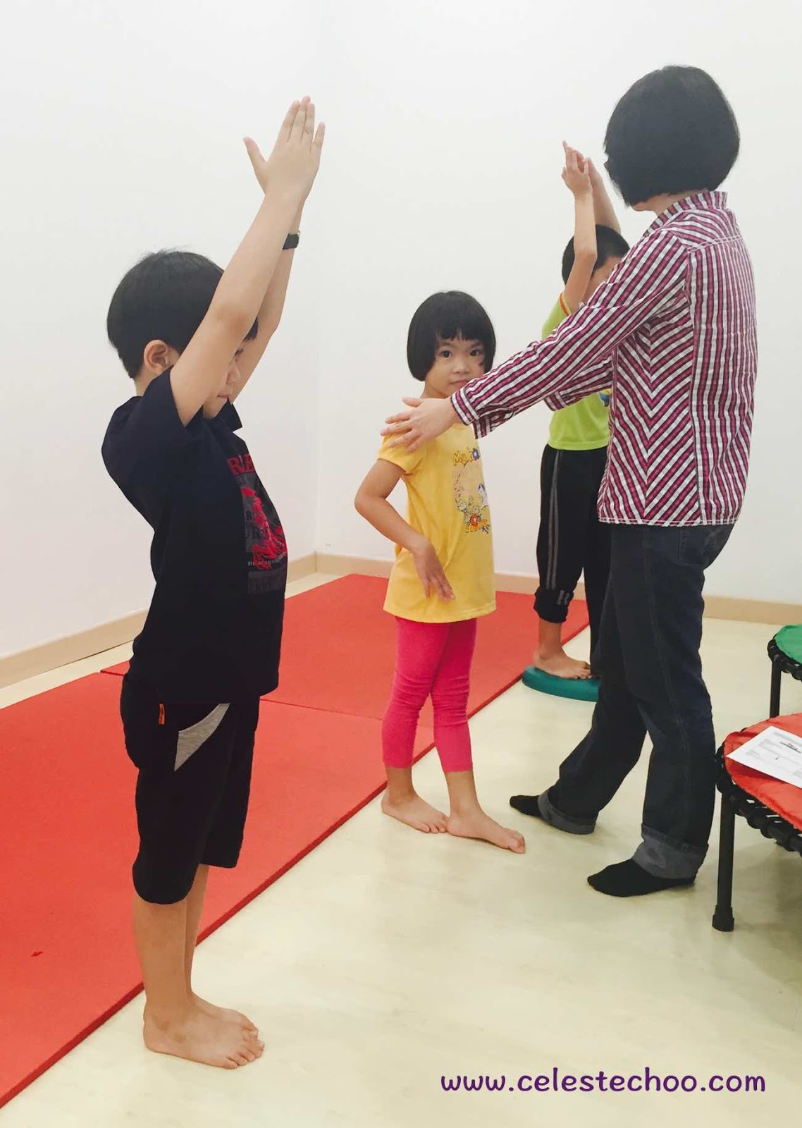 Celestechoo Smart Moves And Exercises At Brainfit Studio