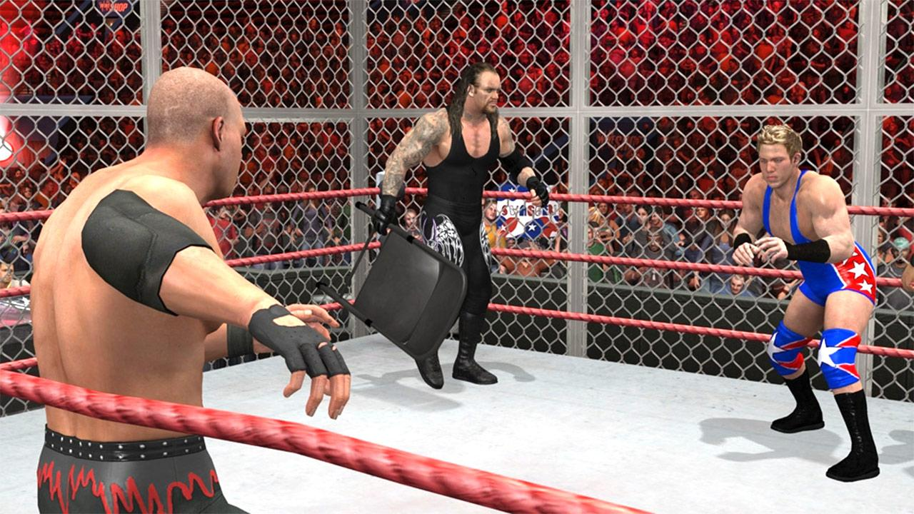 Wwe raw (a. K. A. Wwf raw) download (2002 sports game).