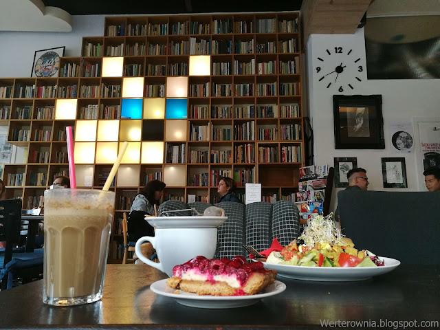 Wizyta w kawiarni Kafka