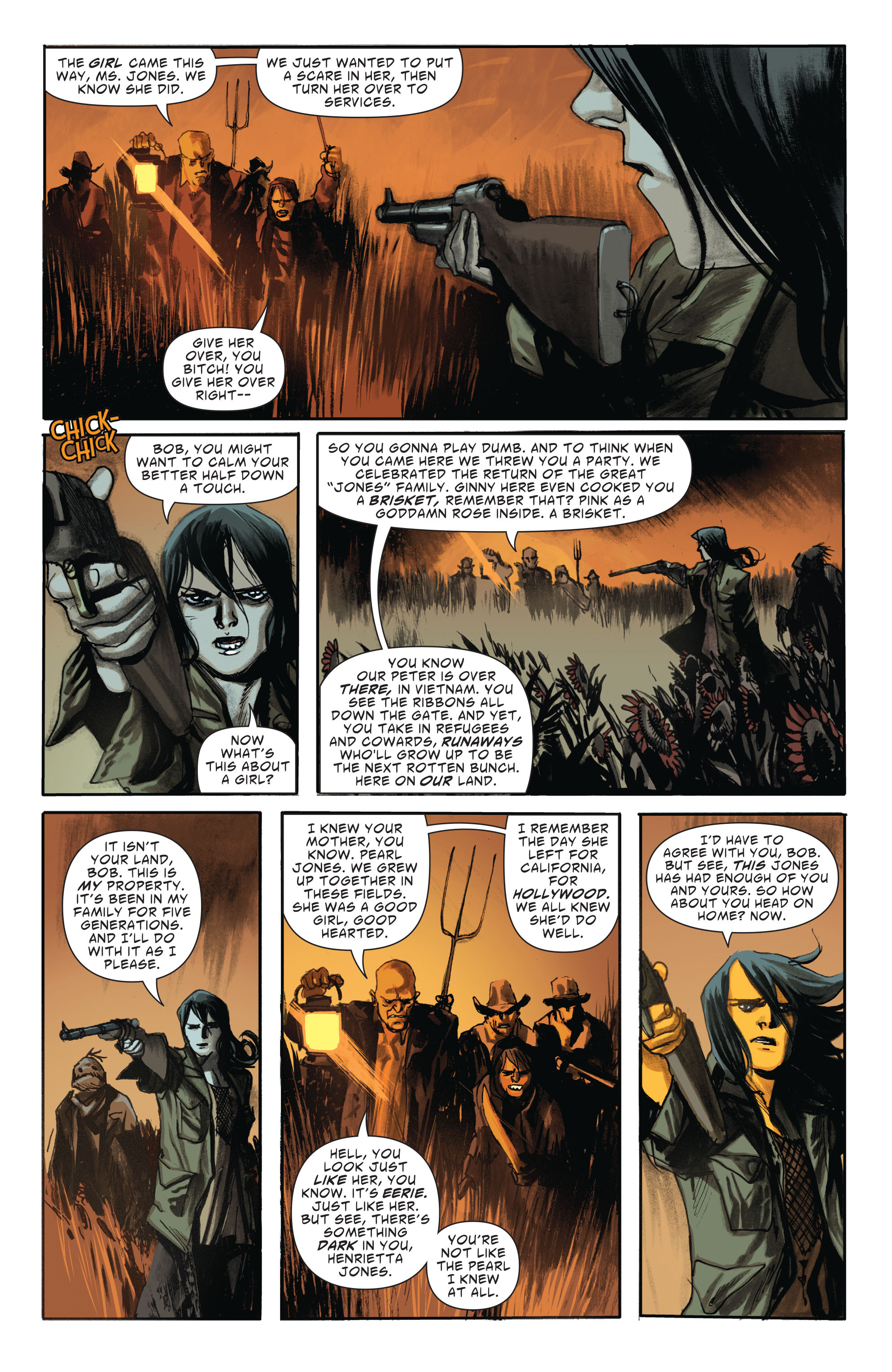 Read online American Vampire: Second Cycle comic -  Issue #1 - 9