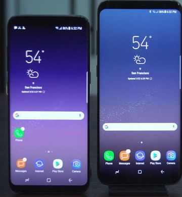 Mengatasi Samsung Galaxy S8 Cepat Panas