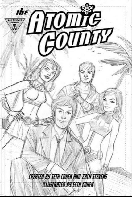 Eric Wight's the oc atomic county