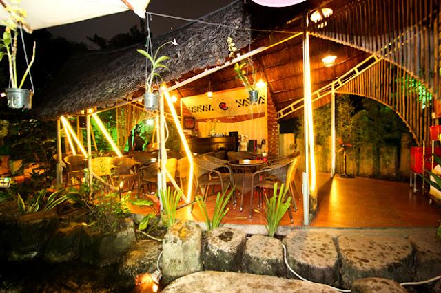 Nội, ngoại thất: Thiết kế quán cafe đẹp Thiet-ke-cafe-vuon-don-gian-1